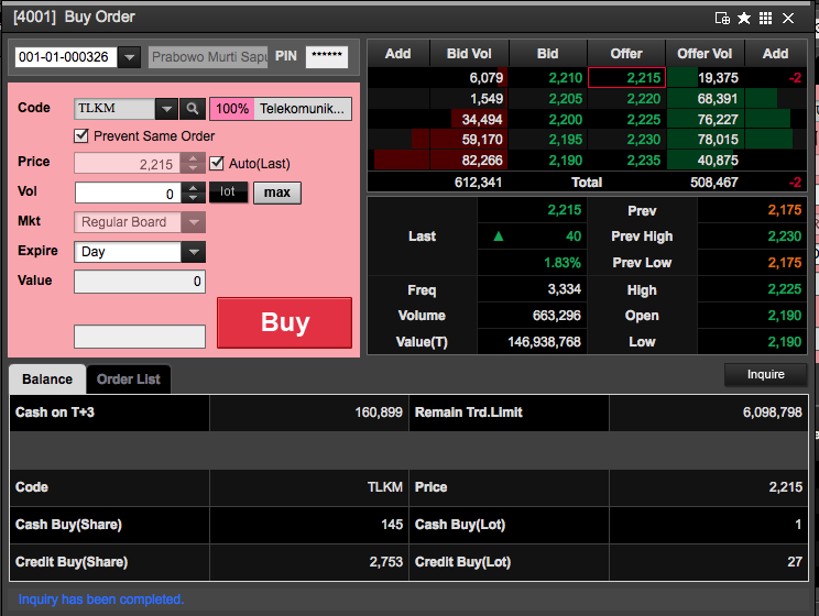 panduan trading saham pemula